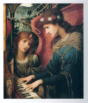 Posters | St. Cecilia by John Melhuish Strudwick ...